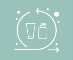 Skincare regimen icon