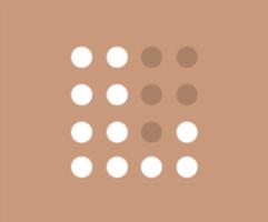 Skin discoloration icon