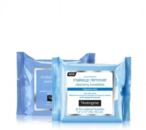 Image of Makeup Remover Cleansing Towelettes