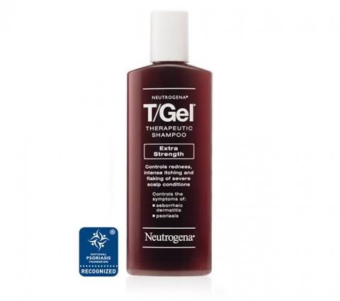 T/Gel® Therapeutic Shampoo - Extra Strength