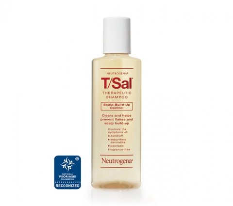 T/Sal Therapeutic Shampoo bottle