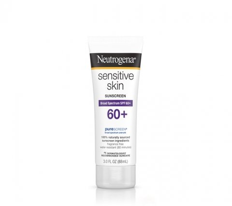 Sensitive Skin Lotion tube