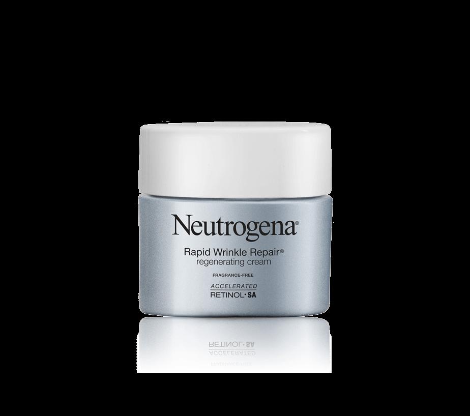 Neutrogena® Rapid Wrinkle Repair® Regenerating Cream, Fragrance-Free