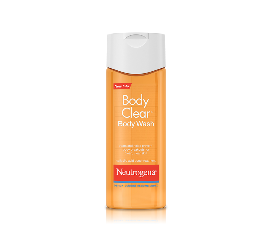 Body Clear® Body Wash