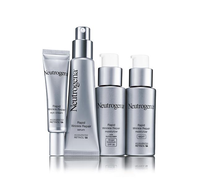 Neutrogena® Rapid Wrinkle Repair® with Accelerated Retinol SA