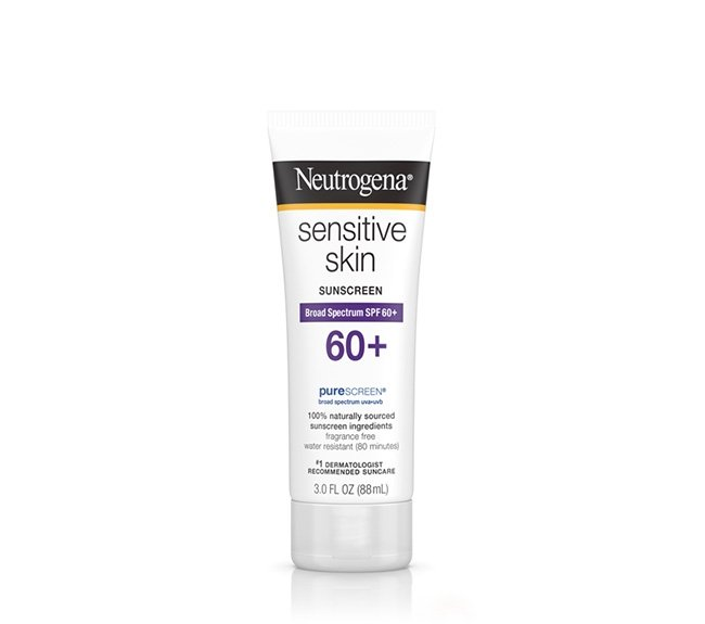 Sensitive Skin Lotion Broad Spectrum SPF 60+