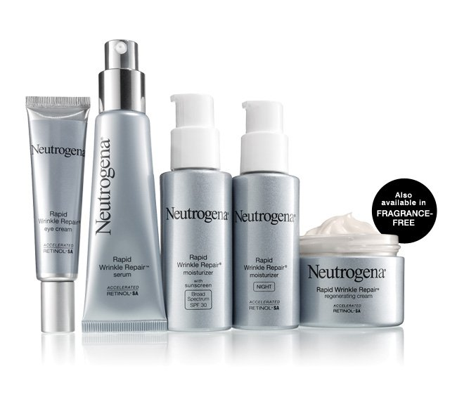 Rapid Wrinkle Repair® | NeutrogenaMD®
