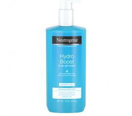 Hydro Boost Body Gel Cream bottle