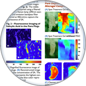 Image of the microgel technology study