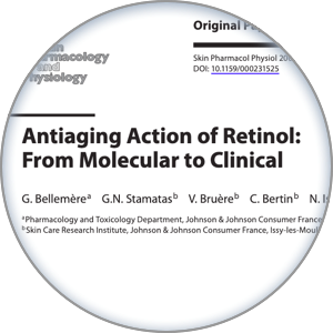 Image of the retinol study