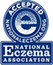 National Eczema Association Seal of Acceptance