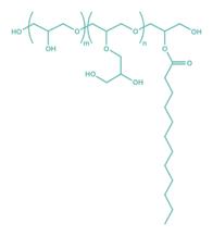 Polyglycerin molecule